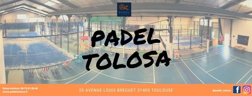 PADEL TOLOSA TOULOUSE